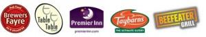 Whitbread restaurant brands